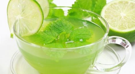 Неоценимая польза зеленого чая при похудении